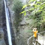 初夏の線ヶ滝