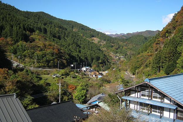 南牧村☆桧沢