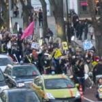 ツイッター有志による反原発デモ