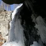 荒船登山道☆イモリの滝