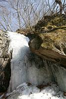 イモリの滝