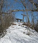 立岩山頂☆1266M