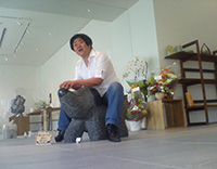 明田一久氏☆2008
