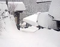 関東120年ぶりの大雪