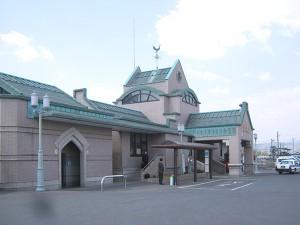 東武伊勢崎線☆新桐生駅